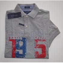 Camisa Polo Tommy Hilfiger: Tamanho Gg / Xl Nova Original