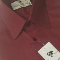 Camisa Social Slim Fit 100% Algodão Fio 50 Extra 51 1012