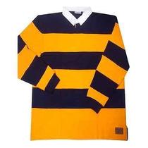 Camisa De Rugby Reebok Masc.100% Algodão Autêntico- Xl (usa)