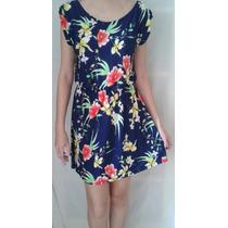 Vestido Floral - Promoção - Pronta Entrega