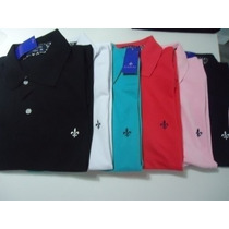 Kit C / 03 Camisas Polo Dudalina Masculina Frete Barato!!!!