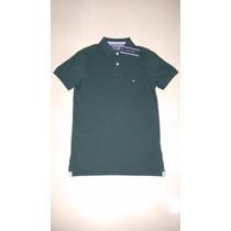 Camisa Polo, Masculino, Marca Tommy Hilfiger, Original