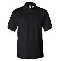 Camiseta Polo Personalizada Luxo Logo Bordado Empresa Escola