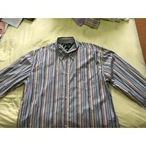 Camisa Tommy Hilfiger Manga Longa Xxl