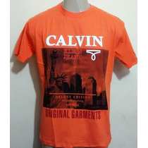 Camisetas Masculinas De Marcas Famosas 10 Unidades Por 140