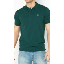 Camisa / Camiseta Gola Polo Lacoste 100% Original