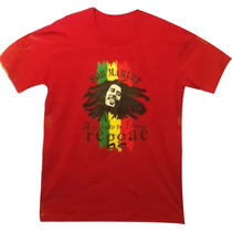Camisa Reggae Masculino