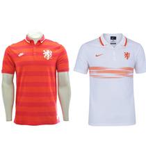 Camisa Polo Nike Original Seleção Holanda Pronta Entrega