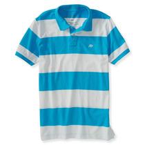 Camisa / Camiseta Polo Aeropostale - Hollister 100% Original