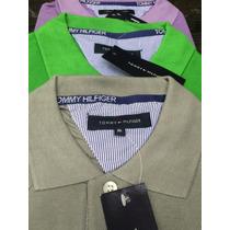 Camisa Camiseta Polo Tommy Hilfinger Masculina Original