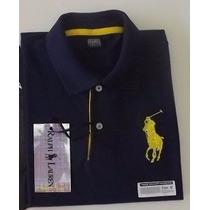 Camisa Camiseta Gola Polo Masculina Ralph Lauren Promoção!