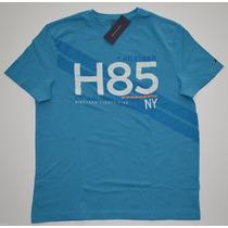Camiseta Básica Tommy Hilfiger: Tamanho M Nova Original