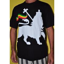 Camisa Reggae Frete Grátis Sunlight Leão De Judah Tendaroots