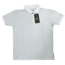 Camisa Polo John John 100%algodão Lavada Pronta Entreg