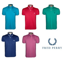 Camisa Polo Fred Perry (varias Cores) !!!