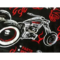 Camisa Bowling Billy Eight Bordada Harley Davidson