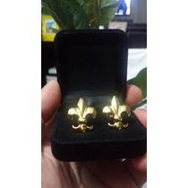 Abotoadura Gold Duda Punho Frances