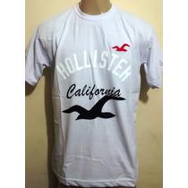 Kit C/ 10 Camisetas Masculinas De Cores E Marcas Variadas
