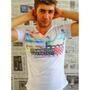 Camisa De Malha Sublimada Billabong Quick Maresia Cyclone