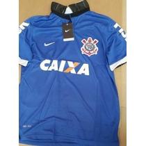 Camisa Camiseta Corinthians (timao) Foto 100%real