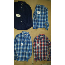 Camisa Social Hollister Ou Abercrombie & Fitch