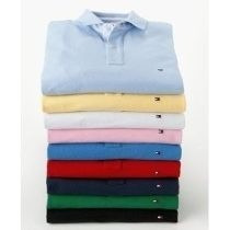 Kit 5 Polos Masculino Tommy