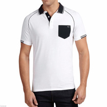 Camisa Polo Armani Jeans- Burberry - Fred Perry - Gucci .