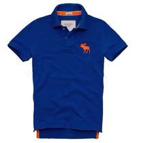 Camiseta Polo Abercrombie & Fitch Original