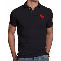 Kit 5 Camisas Polo Ralph Lacoste Hollister Abercrombie