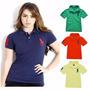 Camiseta Camisa Polo Basic Tommy/ Ralph Lauren/ Hollister