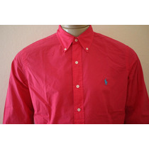 Camisa Classic Fit Masculina Polo Ralph Lauren