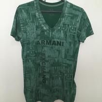 Blusas Armani Exchange Camisas Masculina Tam P 100%original