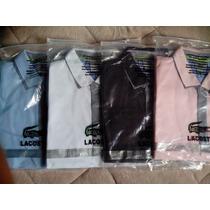 Camisetas Polo Importada Lacoste - Novos Modelos
