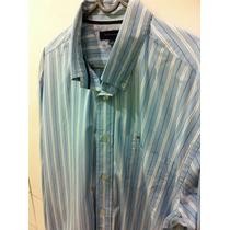 Camisa Social Tommy Hilfiger Listrada! Ralph Lauren,armani