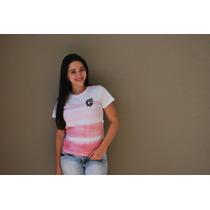 Camisetas Fé André Valadão Original Feminina Degrade