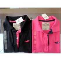 Polo Feminina Tommy Abercrombie Hollister Lacoste Camiseta