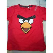 Blusa Angry Bird