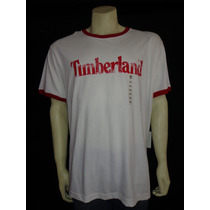 Camiseta Timberland Branca Tam Ggg #200681