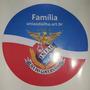 Adesivo Família União Da Ilha Governador - 20 Cm X 20 Cm