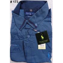 Camisa Social Tamanho M - Armani, Tommy, Ralph Lauren
