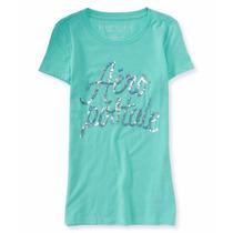 Camisetas Femininas Originais Aéropostale