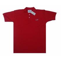 Camisa Pólo Masculina Hollister