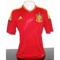 Camisa Seleção Da Espanha De Futebol Adidas Importada Ggg