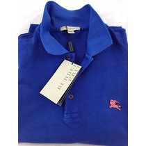 Polo Burberry Brit Blue Original