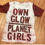Blusinha E Regata Planet Girls