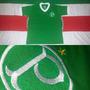 Camisa Palmeiras Campeão Mundial 1951 - Ricardo Retrô