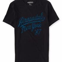 Camisa Aeropostale Script Graphic 100% Original P/ Entrega