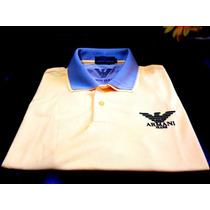 Camisa Polo Giorgio Armani - Pronta Entrega
