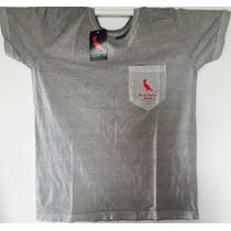Camiseta Básica Masculina Reserva +bolsa Nike+frete Grátis