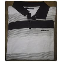 Camisa Polo Masculina Calvin Klein Jeans